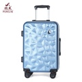 Best Quality 4 Pieces Fancy Suitcase Trolley Luggage