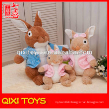 Cheap Custom Plush Toy Bunny plush bunny rabbit toy