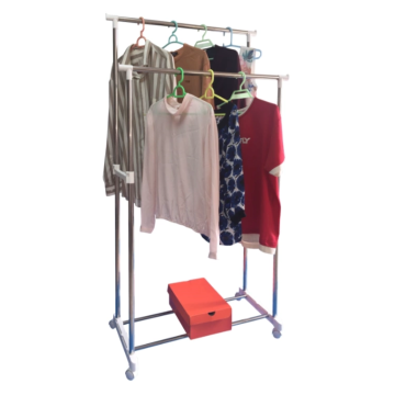 Clothes Airer Cart for saving space