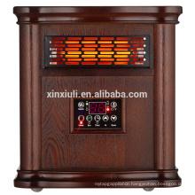 IH-1508B Wooden cabinet digital display board wood room heater