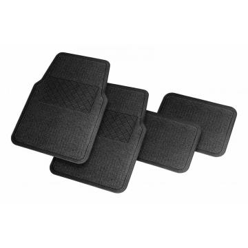 All Weather Solid Rubber car floor mats