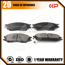 Brake Pads for Toyota ALMERA N16 41060-6N091