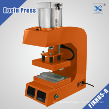 8000PSI Rosin Tech Factory Pneumatic Rosin Press Machine With Dual Heat Plates