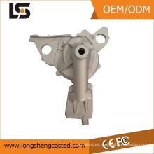 alibaba proveedor de procesamiento por pulverización gravedad máquina de fundición a presión cnc prototipo de aluminio