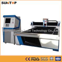 Machine de découpe au laser en acier inoxydable de 800 W / Machine de découpe au laser pour la découpe de tôle