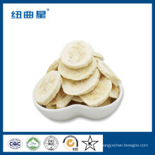 Freeze dried fruit banana chips