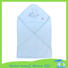 Cute Animal Bamboo Hooded Baby Bath Towel