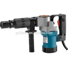 Más ligero 410mm 7.6J 900W Power Rock hormigón de demolición Jack Hammer handheld eléctrico martillo hidráulico interruptor GW8283