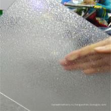 Матовая дверь из полупрозрачного поликарбоната