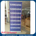 Plata de lujo Pull up Banners Roller up Banners