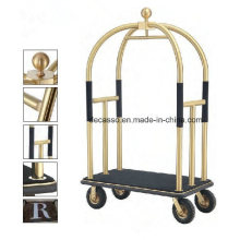 New Design Stainless Steel Luggage Cart (DF78)