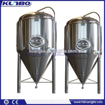 Le meilleur fermenteur de bière de performance de rendement du volume 1000L de woking pour faire la bière
