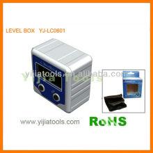 Caixa de nível digital YJ-LC0601