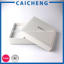 Color printed paper packing box with high quality for cosmetics