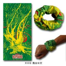 Bandana magique tricoté sans couture de microfibre multifonctionnelle (YKY1006-3)