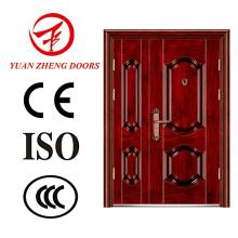 Porte double de sécurité fabriquée en Chine