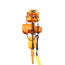 Round link chain electric hoist 5ton for sale