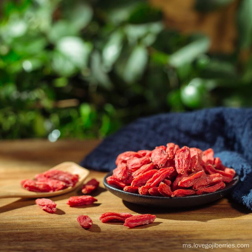 Berry Certified Goji Berry Dari Ningxia 2018