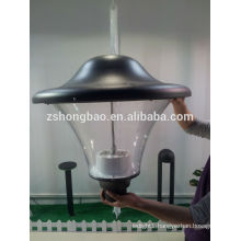 Hongbao HBF-074 LED garden light with BridgeLux chips 3000K 35watt 45watt 60watt 4M lamp pole