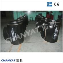 En / DIN Solded Steel Tee 1.4541, X6crniti1810