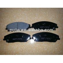 Plaquettes de frein pour toyota 04465-06090