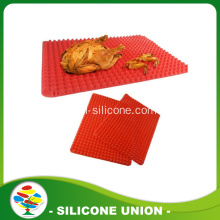 Venta al por mayor Pyramid Pan Silicone Baking Mat
