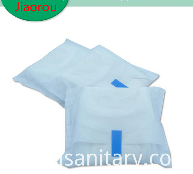 cotton sanitary napkin