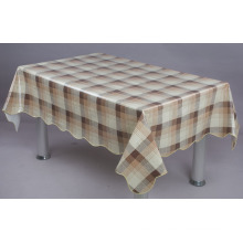 Opaque Tablecloth with Flannel (TJ0029A)