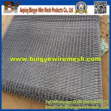 La mejor calidad de acero inoxidable de malla de alambre prensado