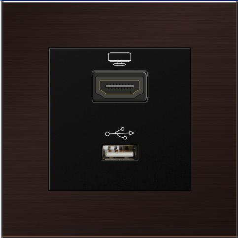 USB Plug Wall Socket