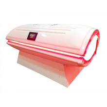Collagen Tubes Sunbed Psoriasis Red Light Therapy Bed for Sale