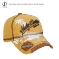 Casquette lavée casquette de baseball en coton casquette de sport casquette de golf chapeau de mode