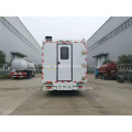 IVECO 4x2 mobile food cart