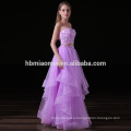 2017 Amazon hot sell 2pcs set chiffon floor length bridesmaid dress off shoulder lilac bridesmaid dress for western wedding wear