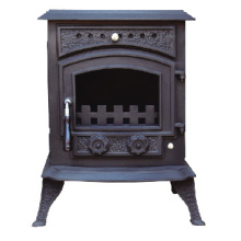 Wood Boiling Stove with Tank (FIPA040B) , Steel Stove