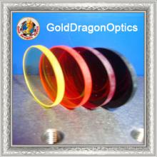 Filtres passants absorbants Longueur d'onde de coupure 180 nm-200 nm