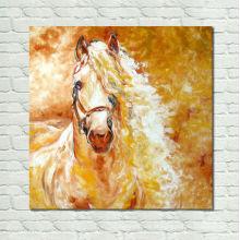 Pinturas abstratas do cavalo