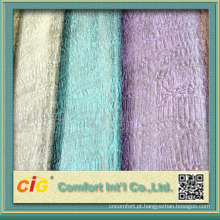 tela da cortina do jacquard chenille sofá