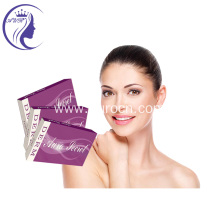 lip fullness cross-linked medical dermal filler