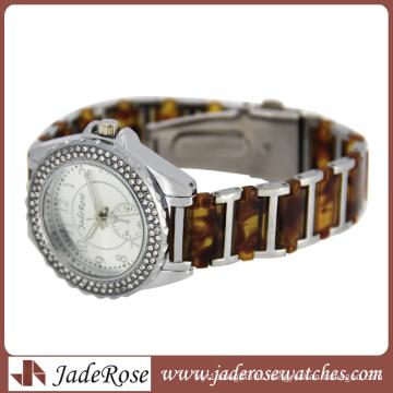 Hot Beautiful Pattern Band Ladies Fashion Watch