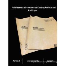 Plain Weave Anti-Corrosion Vci Coating Anti-Rust Vci Kraft Paper