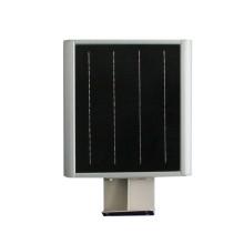 5 anos de garantia ao ar livre jardim paking perdeu tudo em um integrado solar alimentado LED luz de rua