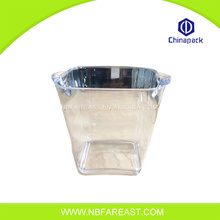 Different design high quality plastic ice bucket