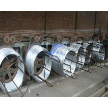Alambre de hierro galvanizado y alambre de encuadernación