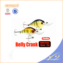 CKL020 New design Chinese fishing lure crank bait