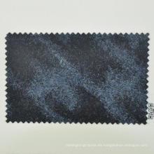 material de tela a medida para hacer adecuado gramaje pesado