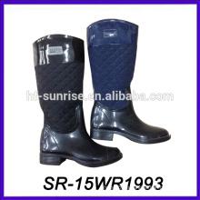 Regenstiefel Frauen fancy waterproff Regen Stiefel Gummi Regen Stiefel