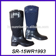 rain boot women fancy waterproff rain boot rubber rain boot