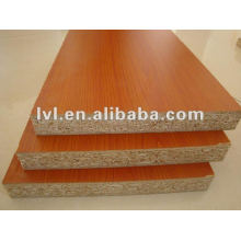 1220*2440*15mm melamine faced particle board for furniture