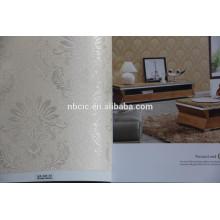 FAB. Shanghai Textile Jacquard Wallcloth Wallfabric